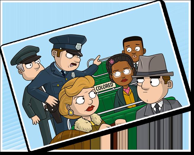 Rosa Parks Class
